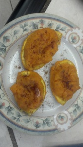 Sweet Potato Orange Slices