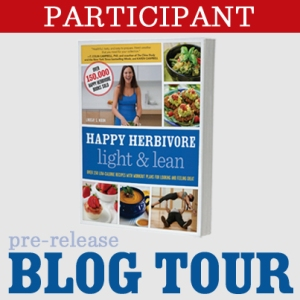 Happy Herbivore Blog Tour